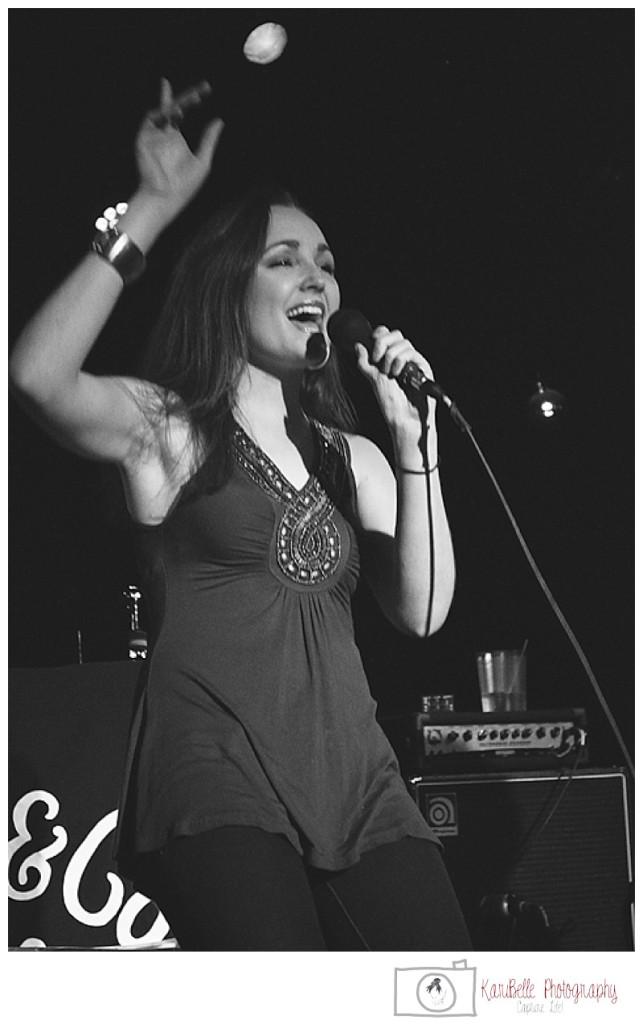 rachel singing